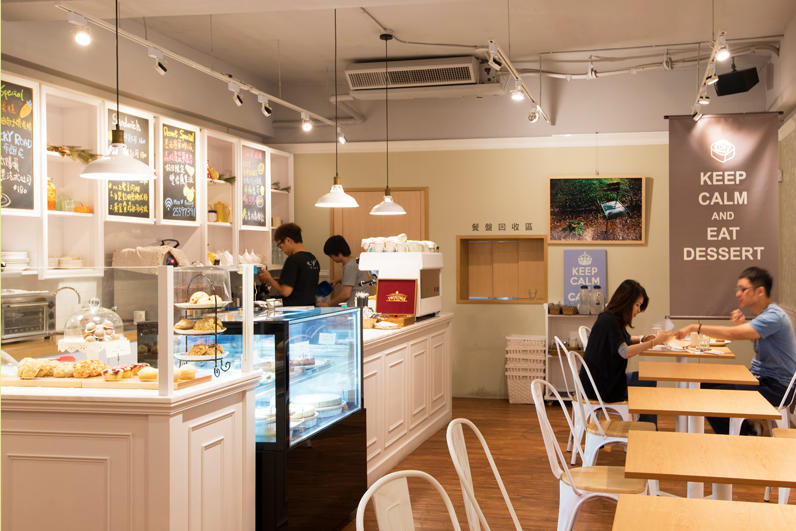 赤峰街のMiss V Bakery